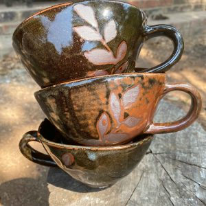 Wood-fired Ceramics
